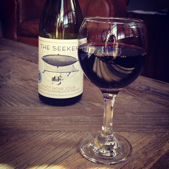The Seeker Wine @ Bacchus Secret Cellar