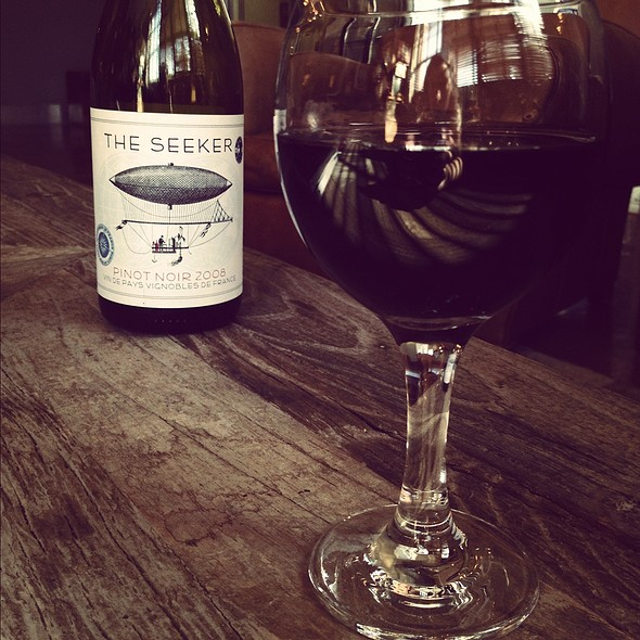 The Seeker Wine - Bacchus Bar and Bistro, Irvine, CA