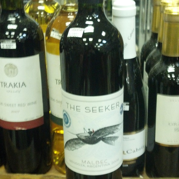 The Seeker Malbec @ 3139 Broadway Liquors