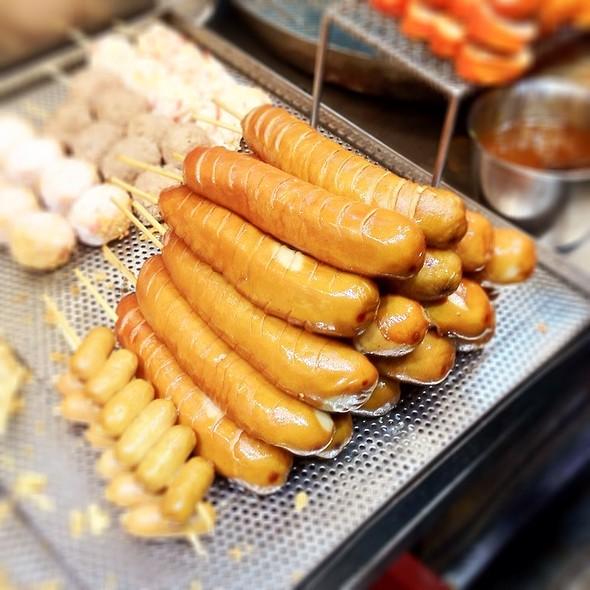 Sausages  @ 佳記小食店
