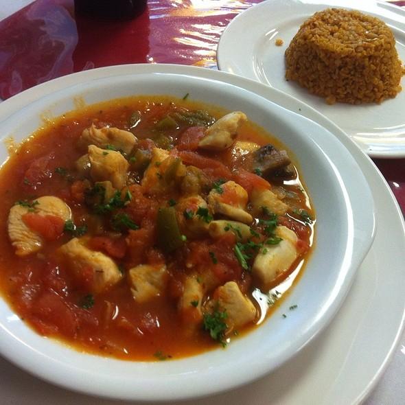 Chicken Sauté @ Bosphorous Turkish Kitchen