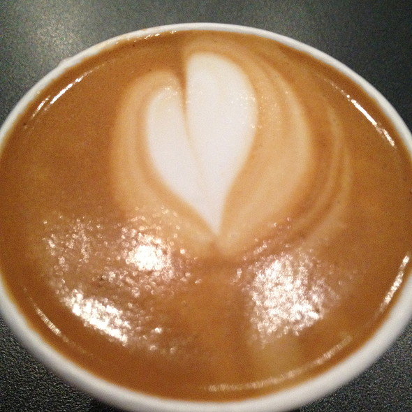 Skim Macchiato @ PORTS Coffee & Tea Company