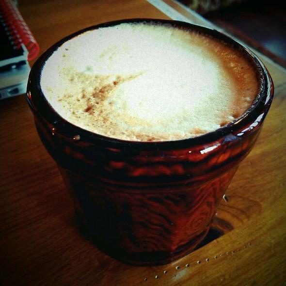 Chai Hot Cocoa @ A Muddy Cup