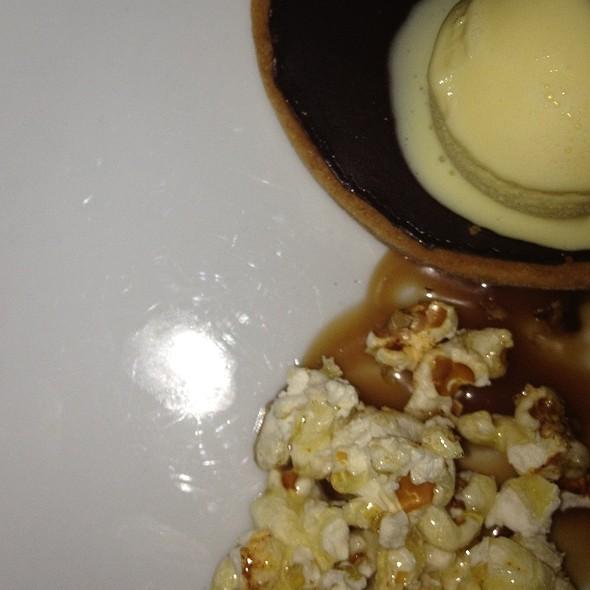 Chocolate Granche Tart @ Foreign Cinema