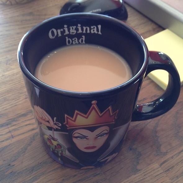 Best Cup Of Tea Ever  @ Infamous Ink