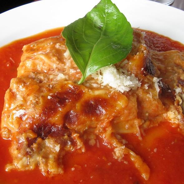 Lasagna Al Forno @ Ristorante Toto & Malta