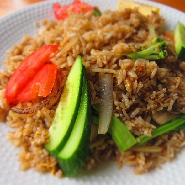 Thai Fried Rice @ Thaimeless