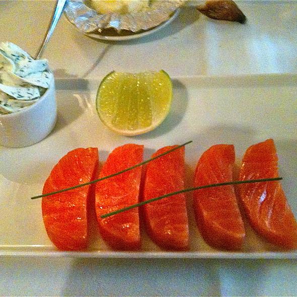 Salmon @ Hotel Costes