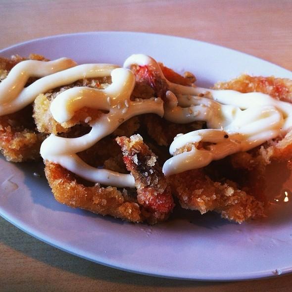 Mayonnaise Shrimp @ D'cost Seafood
