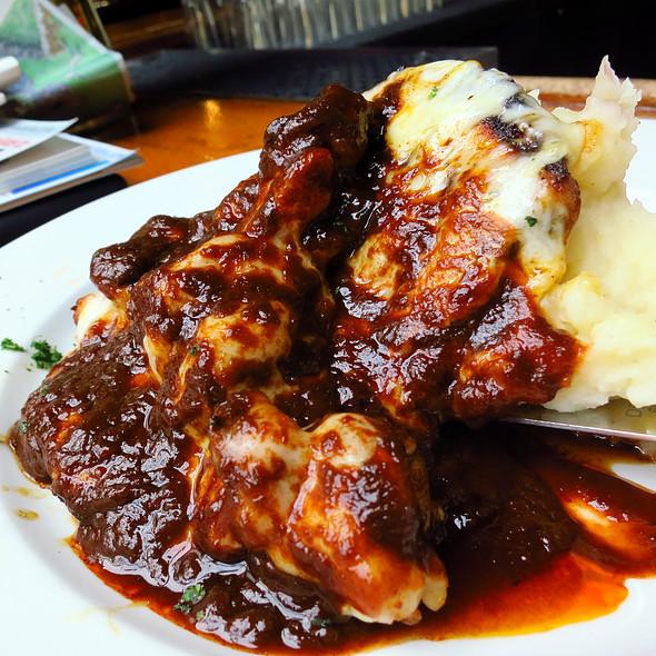 Braised Lamb Shank @ Dublin's Bar & Grill