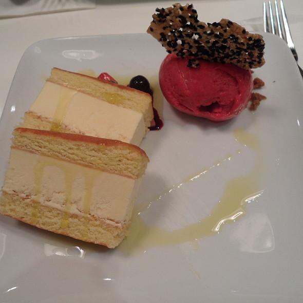 White Miso Semifreddo @ Spot Dessert Bar
