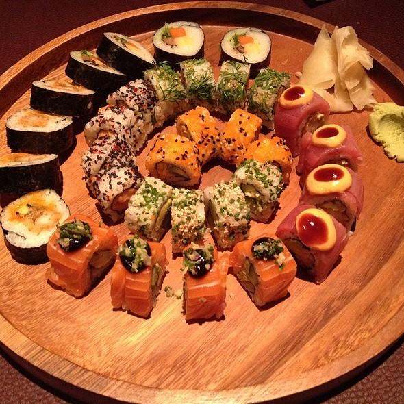 maki rolls @ Sticks n Sushi