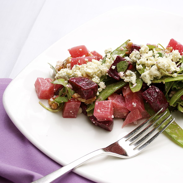 Roasted Beet Salad @ Inn of the Seventh Ray