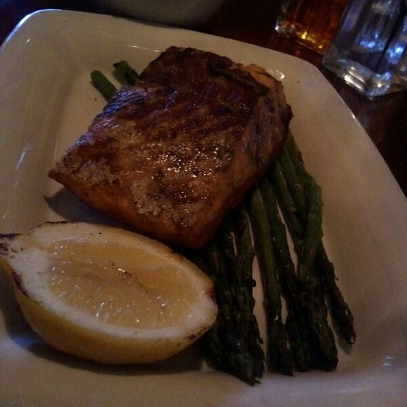 Asian Grilled Norwegian Salmon @ P.F. Chang's China Bistro