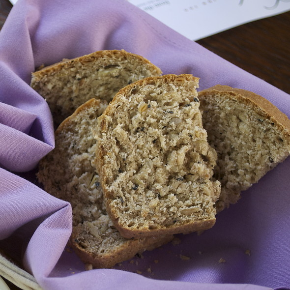 Whole Grain Bread @ Inn of the Seventh Ray