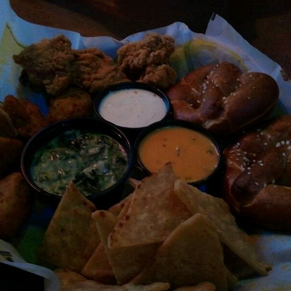 The Sampler @ Buffalo Wild Wings Grill & Bar