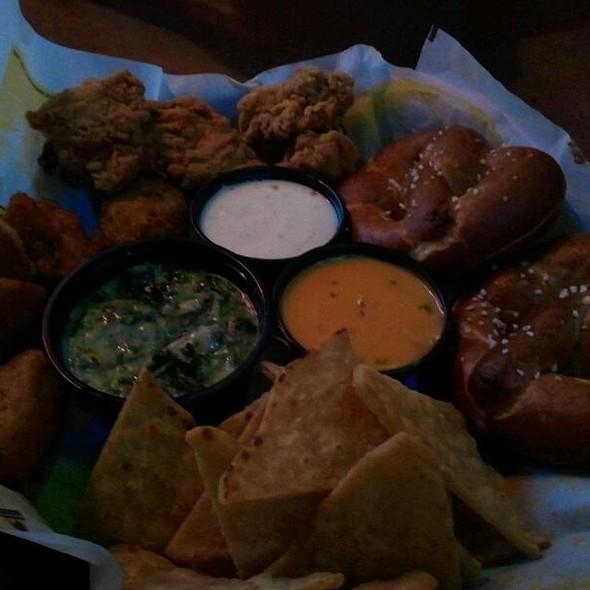 The Sampler @ Buffalo Wild Wings Grill & Bar