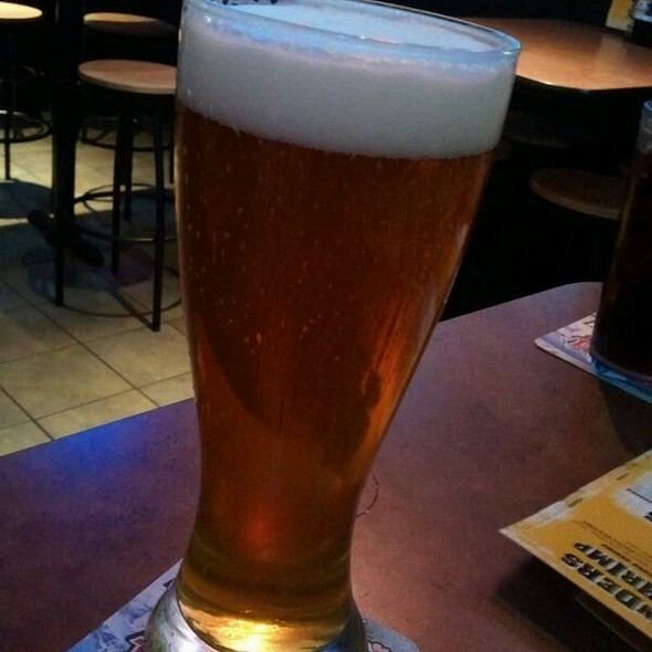 Stone IPA @ Buffalo Wild Wings Grill & Bar