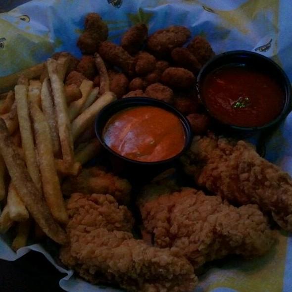 Chicken Strips & Shrimp @ Buffalo Wild Wings Grill & Bar