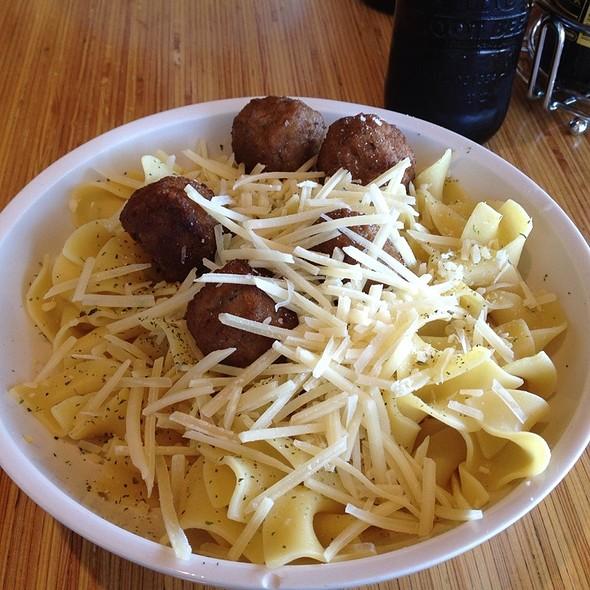 Butter Noodles  @ Noodles & Company