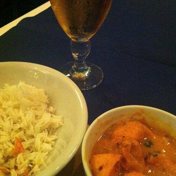 chicken tikka masala @ Tiger Tandoori