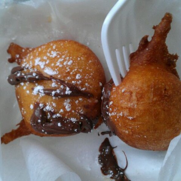 Fried Oreos @ Chipsy