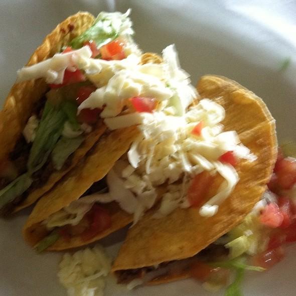 Tacos @ La Hacienda Taqueria Mexican Restaurant