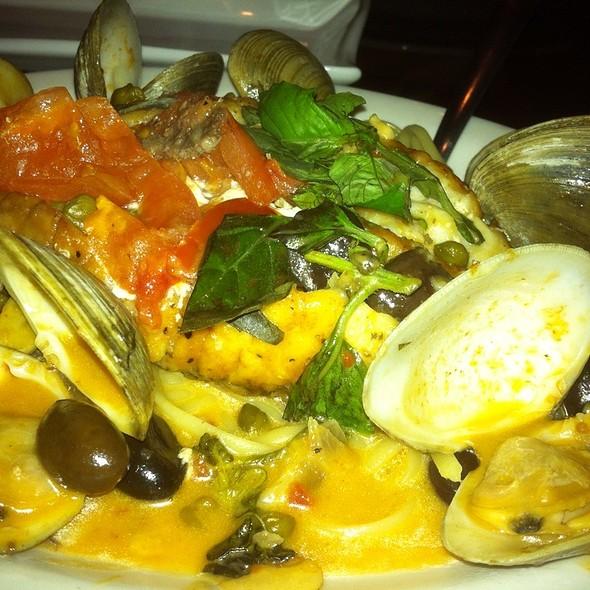Monkfish Putanesca A La Vongole @ Trattoria 903