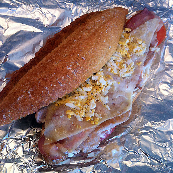 House Special Sandwich @ Bocafi