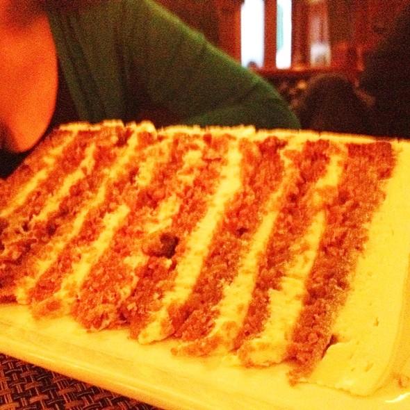 Carrot Cake @ Mccormick & Schmick's