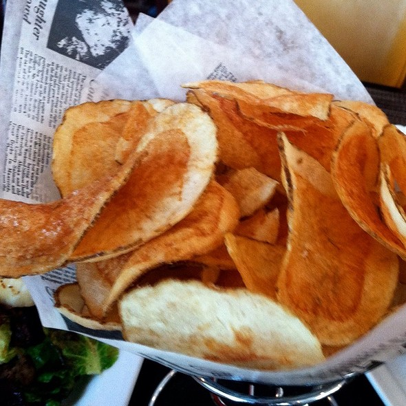 Potato Chips - Latitude 41, Columbus, OH