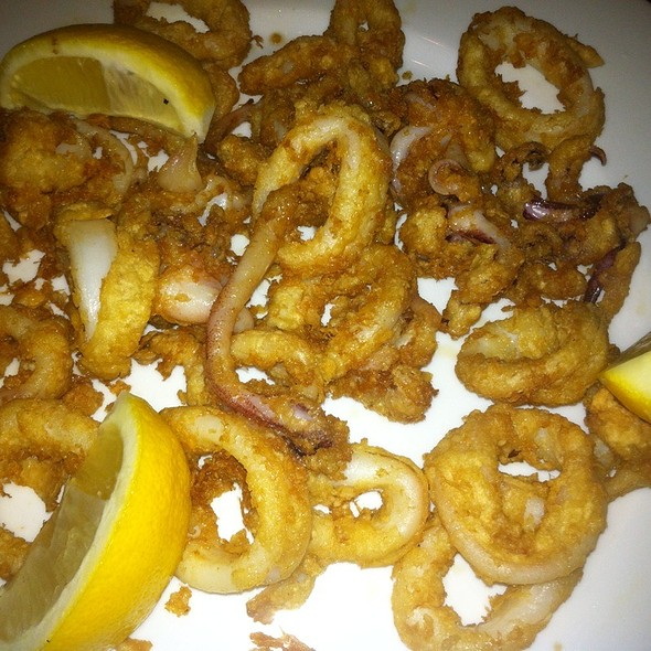 Fried Calamari - Monastero's, Chicago, IL