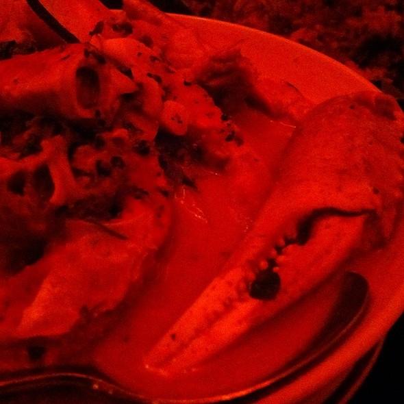 Crab Curry @ Sigiri