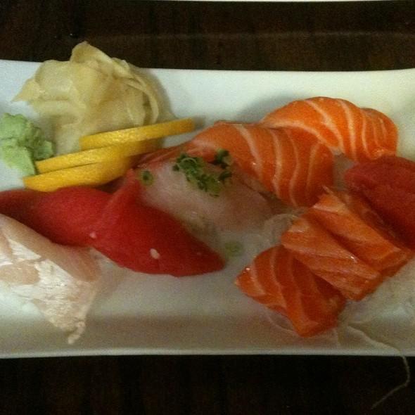 Sushi And Sashimi Combo @ Sake Sushi