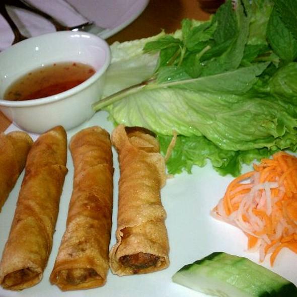 Cha Gio - Fried Egg Rolls @ Blossom Vietnamese Restaurant