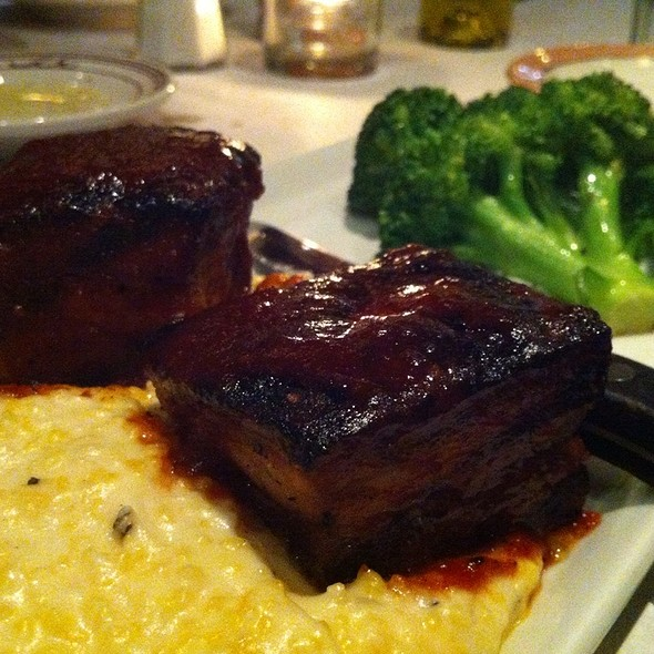 BBQ Pork Belly - Logan Tavern, Washington, DC