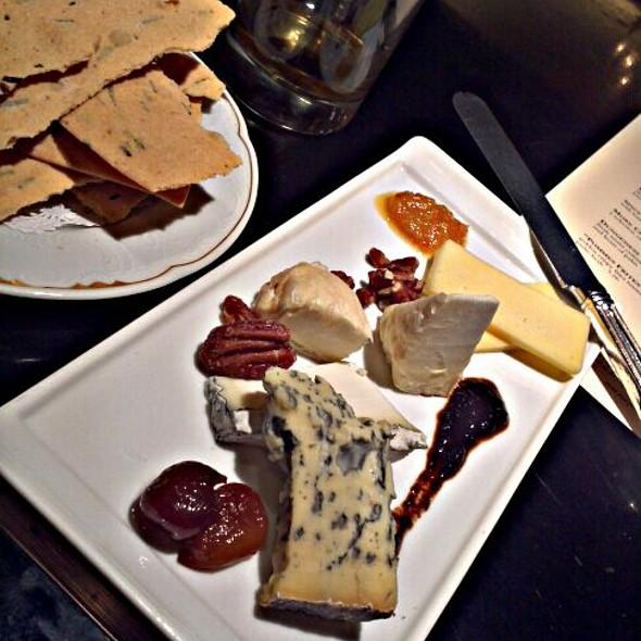 Cheese Plate @ Rainier Club