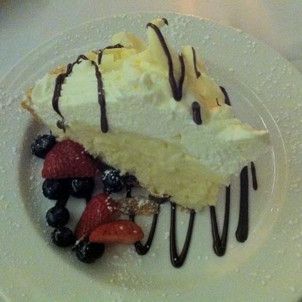 Coconut Cream Pie - Harbour Sixty, Toronto, ON
