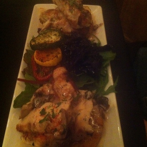 Grilled Chicken Breasts - SideBar Columbus, Columbus, OH