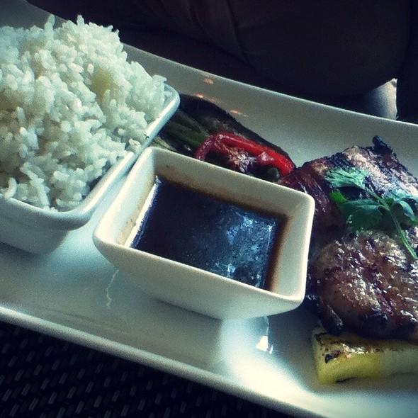 Pork Sirloin Set @ Cebu City Marriott Hotel