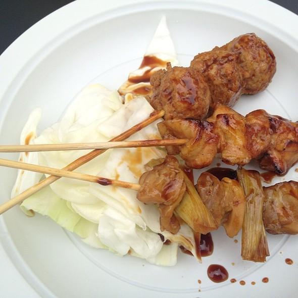 Chicken Yakitori @ Enmaru