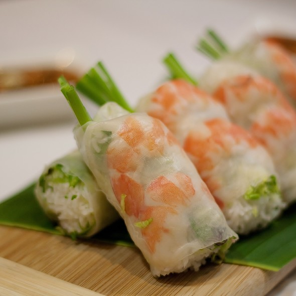 Gòi Cuòn @ Bau Truong Restaurant