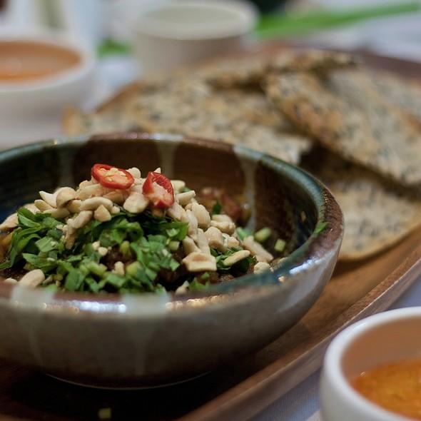 Ca Zuc Banh Trang @ Bau Truong Restaurant
