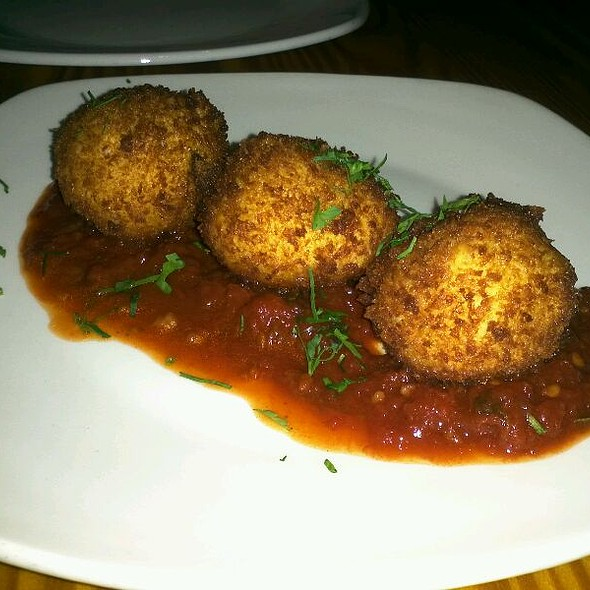 Fried Goat Cheese - Fly Bar & Restaurant, Tampa, FL