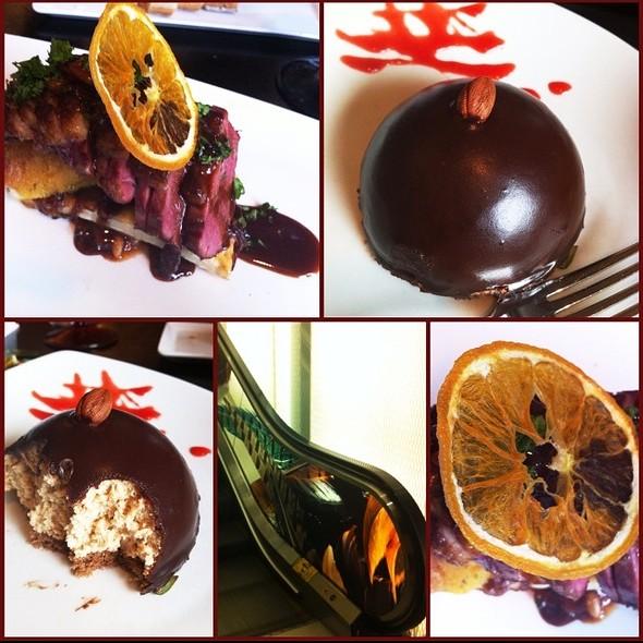 Lunch - Osco! Restaurant – InterContinental Montreal, Montréal, QC