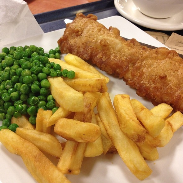 Fish & Chips @ Debenham, Suffolk IP14