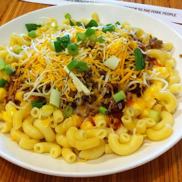 Chili Mac @ Noodles & Company