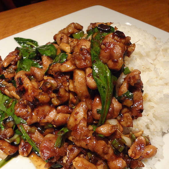 General Tso's Chicken @ Big Bowl