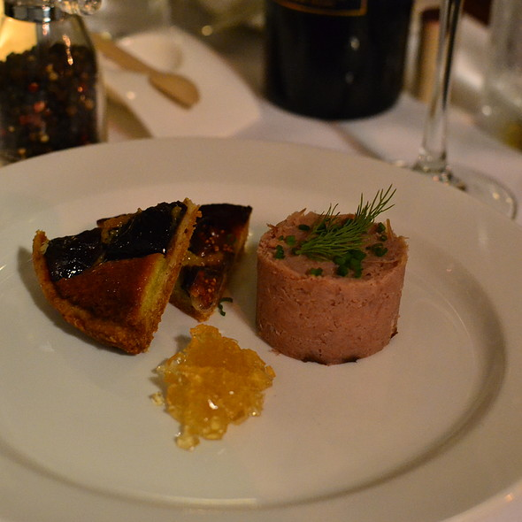 Duck Rillettes @ Arcadia