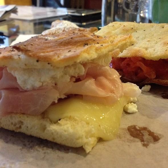 Delicato Panini @ Gaia Italian Cafè